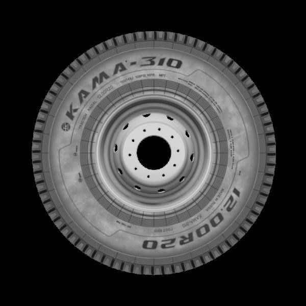 Кама-310R20front